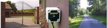 Driveway Alarm / Perimeter alarm systems for rural and residential applications. Farm Security, wireless intuder alarms.